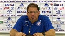 Guto Ferreira exalta torcida do Bahia como fator para impulsionar time: 'É fantástica'
