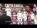 Hector Tanajara Weigh in - EsNews Boxing