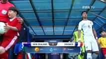 Match 33- New Zealand v. France - FIFA U-20 World Cup 2017