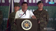 Duterte claims Maute group are drug lords pretending to be jihadist