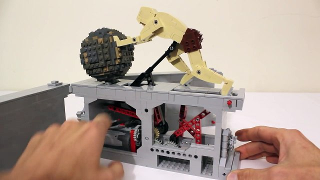 Adam Savages One Day Builds: LEGO Sisyphus Automata!