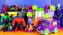 Imaginext Batman - Doomsday & Superman - by Imaginext-Toys Just4fun290 presents Imaginext