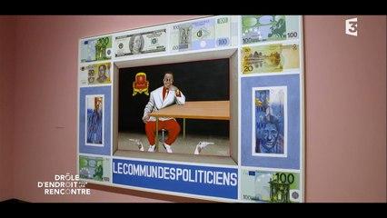 Interview d'Alain Mabanckou à la Fondation Louis Vuitton de Paris - Drôle d'endroit