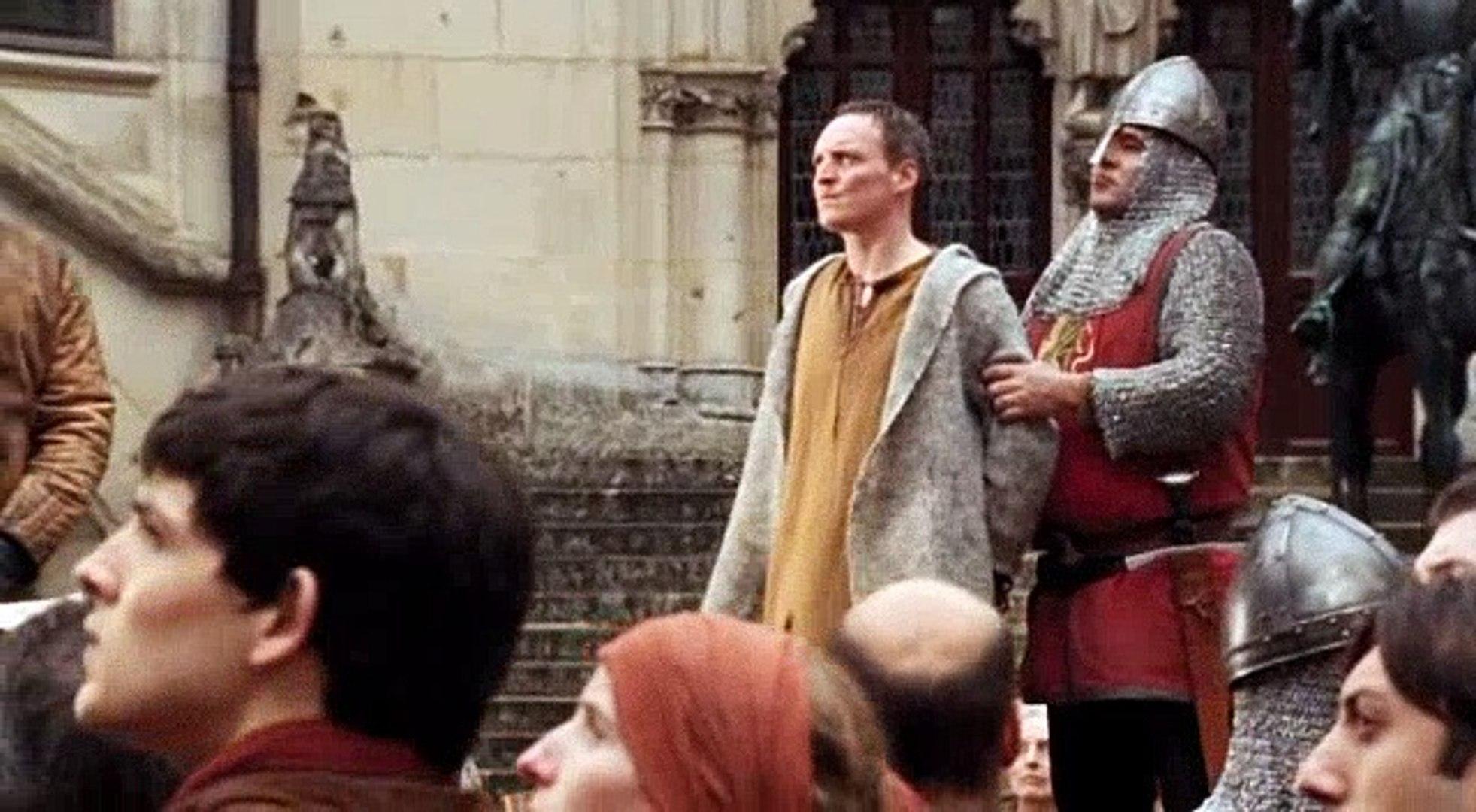 Merlin S01E01