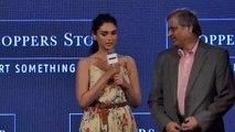 Aditi Rao Hydari Walks The Ramp At 'Designer Of The Year'