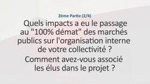 """""""100% démat"""" des marchés publics à Pontivy Communauté (2/4)"""