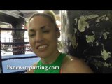 Heather Hardy boxing & kickboxing champion Calls Out Ronda Rousey - esnews boxing