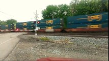 Live Railcam Wide World Of Trains CSX Train