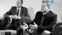 Matt Damon on Trump - We can work with anybody-C59zAcrprTg