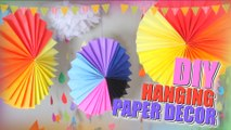 DIY Paper Crafts / How to make DIY SUMMER Party Decor using ORIGAMI ideas / Easy homemade decorations that impress
