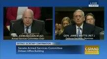 Defense Secretary Nominee General James Mattis Tes