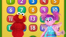 Elmo 1234 - Number 18 - Elmo 123 count with me, Sesame Street Elmo count with me by Disney