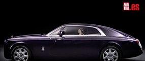 VÍDEO: ¡Ponte a ahorrar! Este es el Rolls-Royce más exclusivo