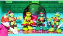 TEENAGE MUTANT NINJA TURTLES - Nickelodeon TMNT Train Robbery a TMNT Video Parody hd
