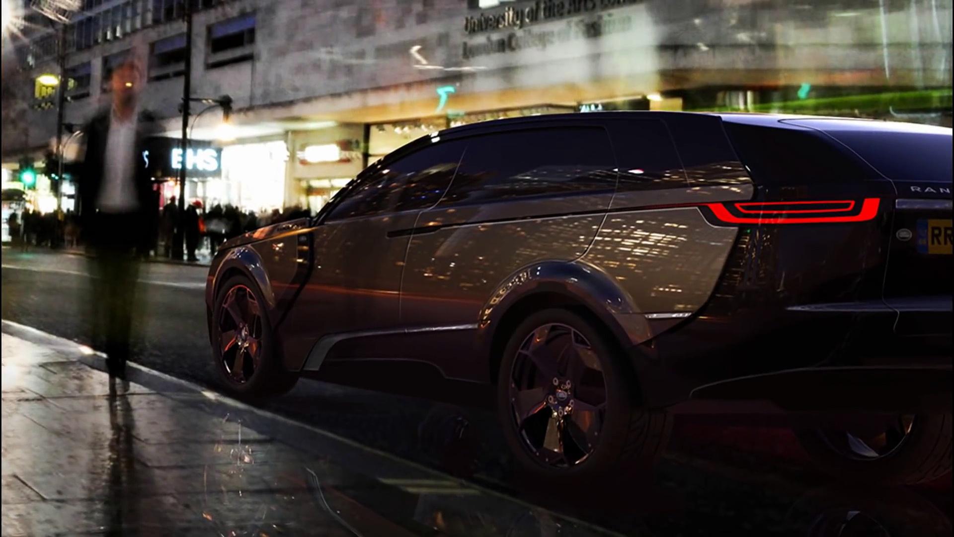 2018 Range Rover Concept