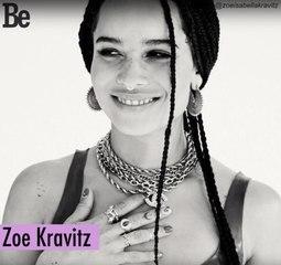 Bae of the day : Zoe Kravitz !
