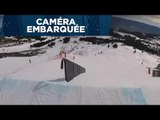 Caméra embarquée avec Dylan Florit / Ski freeride - freestyle