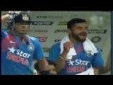 India Vs Bravo  Last Ball Match Losses By India Against West Indies  Yuvraj Singh MS Dhoni