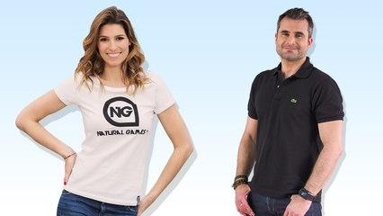 [Natural Games] Interview exclusive de Laury Thilleman & Greg Tournon - Trek TV