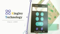Backlit Solution, Flexible Circuit Manufacturers, Membrane Switch Manufacturer-Kingley Technology
