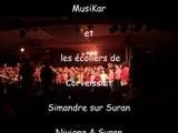 Concert Dromignons 2017