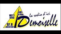 Les filles U13F du Coeur de saintonge sur DEMOISELLES FM