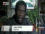Réactions des acteurs comédiens du Sénégal  - Le Journal 20 H - 08 Août 2012