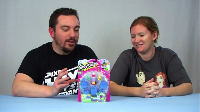Shopkins Season 1 12 Pack 5 Pack Blind Bag Toy Review Moose Toys
