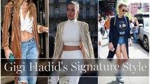 Here's the Secret Behind Gigi Hadid's Flawless Off-Duty Model Street Style