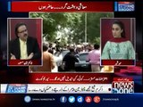 Live with Dr. Shahid Masood - 29th May 2017 - Advocate Akram Sheikh is threatening me through PEMRA – Dr. Shahid Masood.
