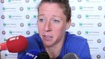 """Roland-Garros 2017 - Pauline Parmentier : """"Je sais que je peux bien jouer à Roland-Garros"""""""