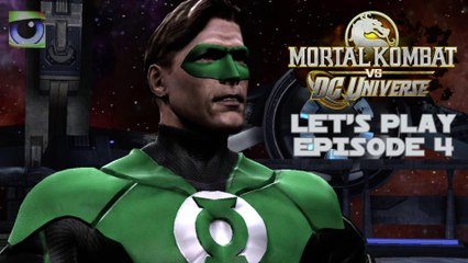 Let's Play Mortal Kombat vs. DC Universe (Xbox 360) - Episode 4