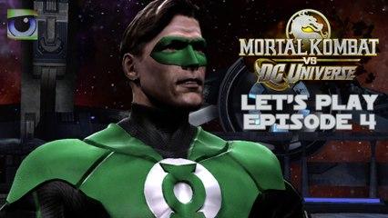 Let's Play Mortal Kombat vs. DC Universe (Xbox 360) - Episode 4