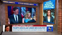 Trump administration insists Kushner did no wrong