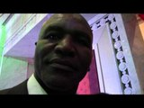 HARDEST Puncher Evander Holyfield Ever Faced & It's Not MIKE TYSON!!!! EsNews Boxing