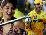 Shruti Haasan in Love With Cricketer Suresh