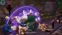 LEGO Marvels Avengers - Bruce Banner (Hulk) | Free Roam Gameplay (PC HD) [1080p60FPS]