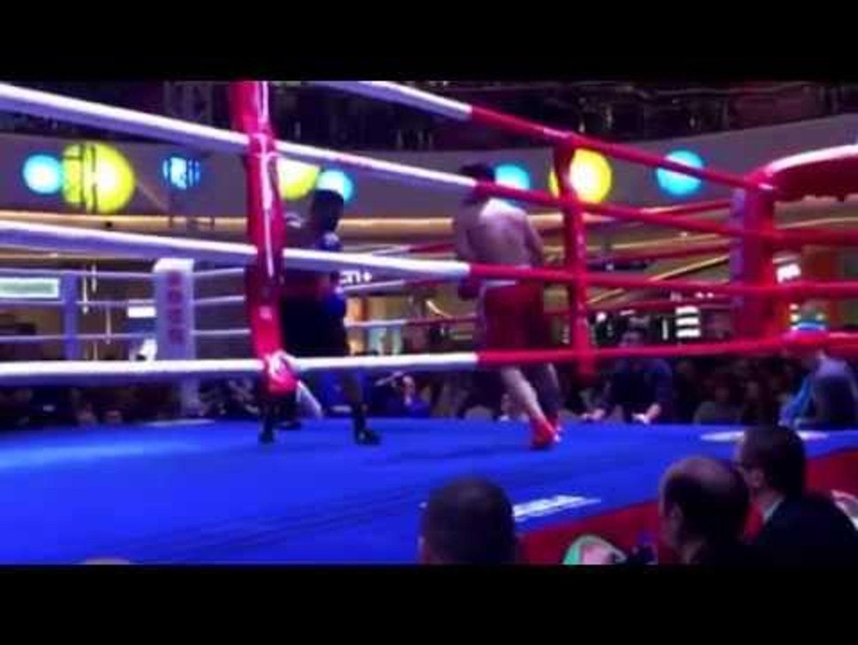 Pro boxing India vs China - WBC Boxing EsNews Boxing