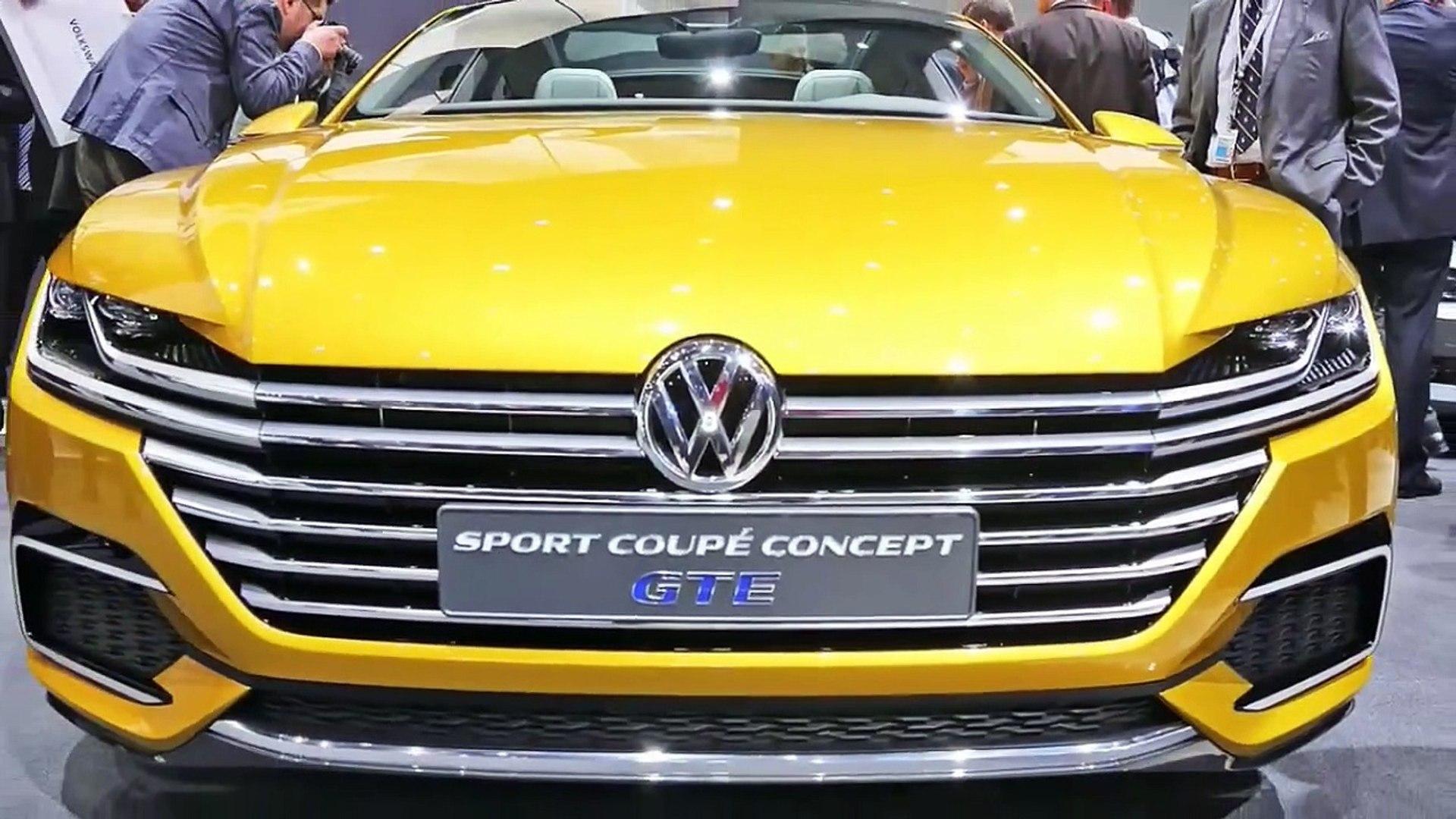 Best Sport Cars ~ Volkswagen Sport Coupe GTE