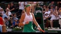 Zap Sport 30 mai : Kristina Mladenovic finit en pleurs mais se qualifie pour la suite de Roland-Garros (vidéo)