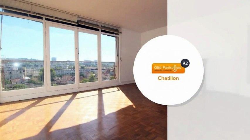 A louer - Appartement - Chatillon (92320) - 4 pièces - 87m²