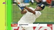 Suresh Raina _ Smashing And Dashing Indian International Cricketer