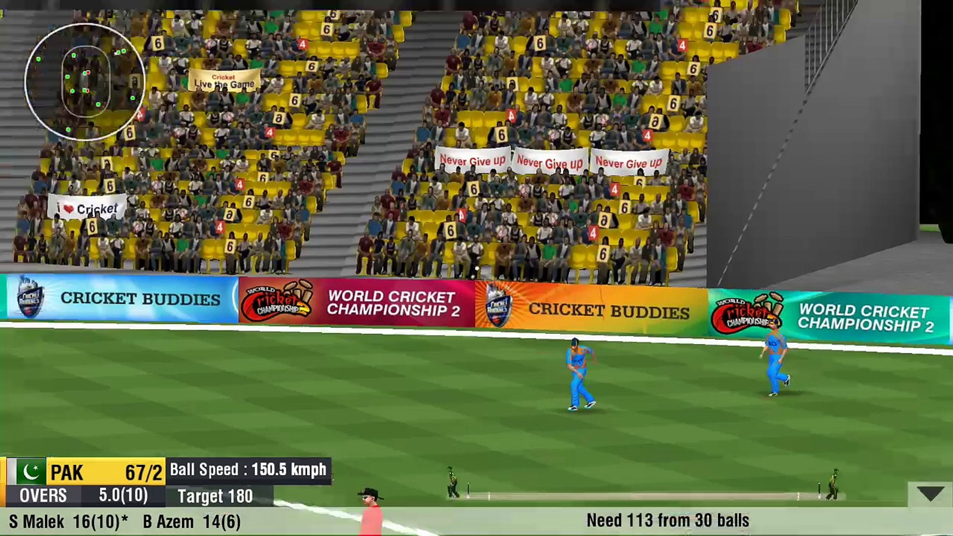 Another Cricket Game Video Screenshot