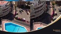 Luxury Benidorm apartment rental for best Levante beach parties, calm kid family Disney land Terra mittica vacations