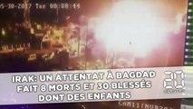 Irak: Un attentat à Bagdad fait 8 morts et 30 blessés dont des enfants