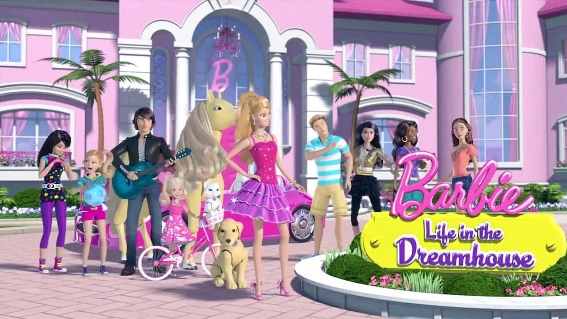 Barbie Süper Stil Takımı İlk Bölüm - Barbie Türkçe - Barbie izle - Barbie Yeni - Barbie 2014
