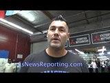 Strength&Conditioning Coach Cicilio Flores - EsNews Boxing