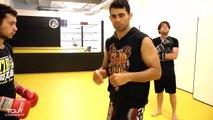 Cours de boxe pour débutant  - coups de poing (JAB, UPPERCUT, CROCHET