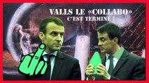 """VALLS. """"Pour le collabo' de l'avant-garde républicaine c'est terminé"""" ... Lire descriptif (Hd 720)"""