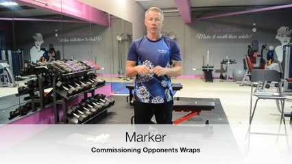 AIBA Hand Wrapping